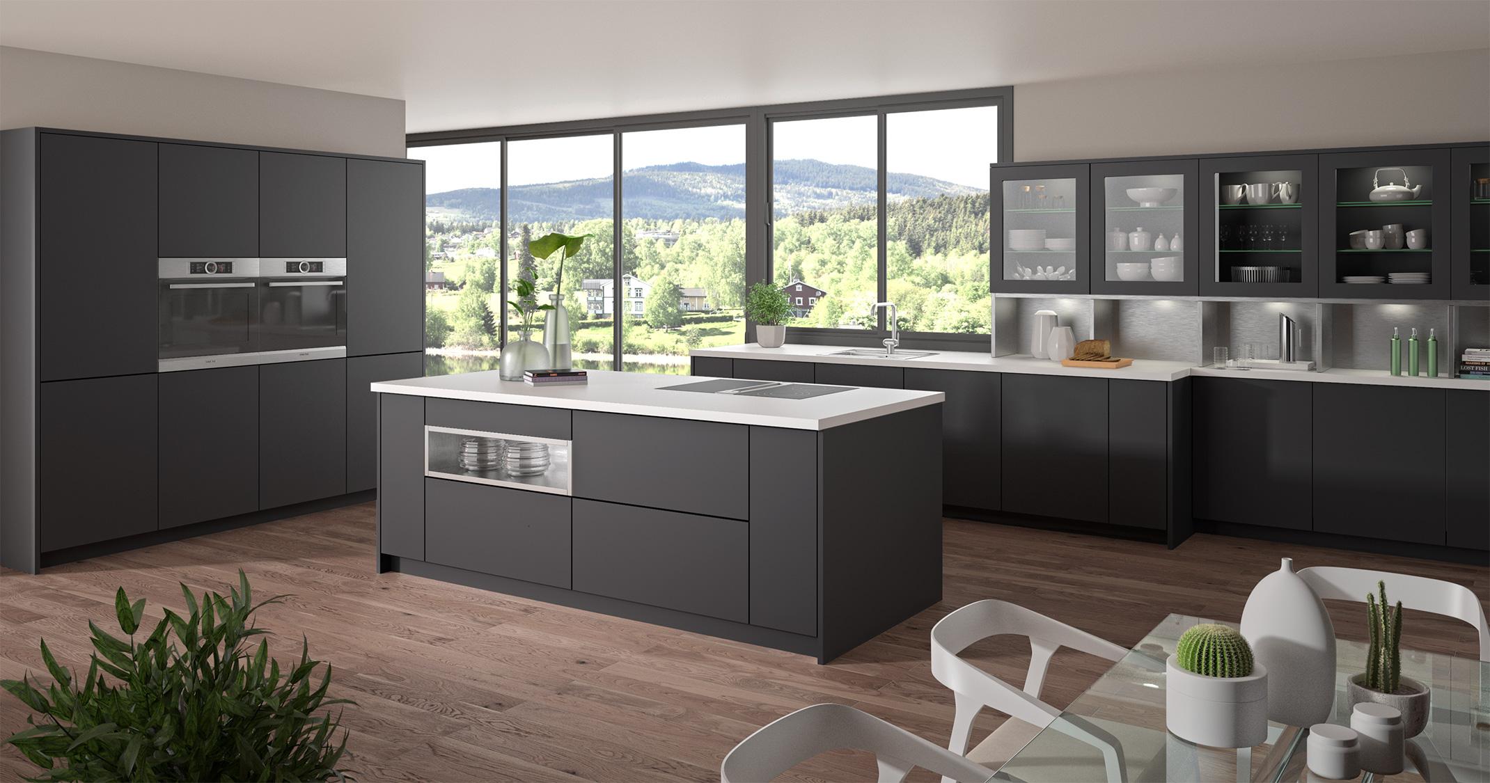 Farb- und Stilberatung für Ihre Küche  GRIMM Küchen